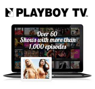 Playboy is one of the greatest paid porn sites with erotic videos